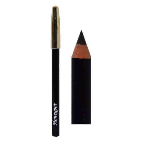 Honeypot UK Kohl Waterproof | Black Eye Pencil