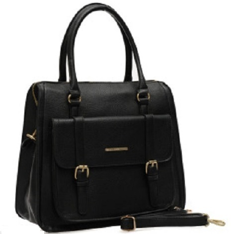 Vintage Fashion Handbag | Black
