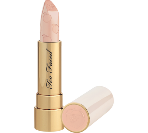 Too Faced Lipstick - Peach Kiss Doll Face