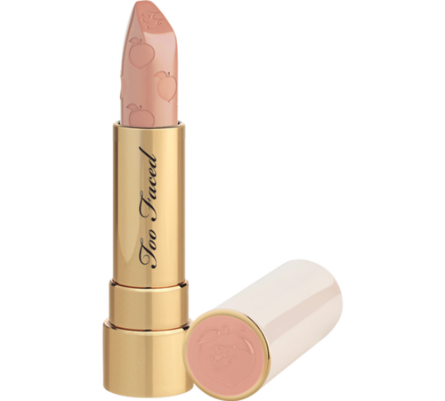 Too Faced Lipstick -  Peach Kiss Sunday Funday